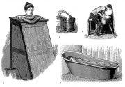 آب درمانی و قوانین لازم