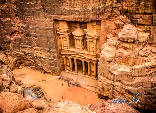 جهت دید در عکاسی از اماکن تاریخی