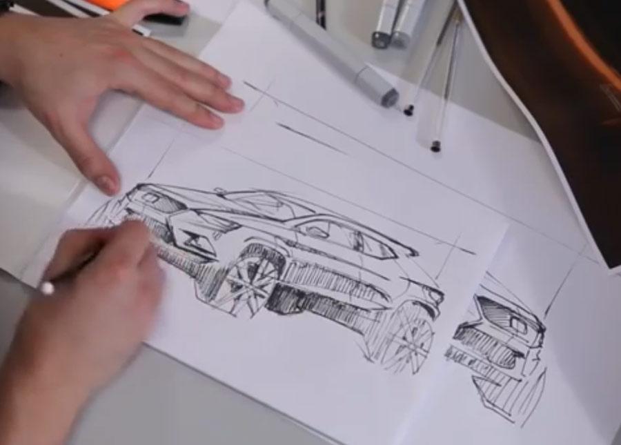 طراحی خودرو فیلم آموزشی