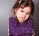 نه گفتن کودک و همراهی او با خود