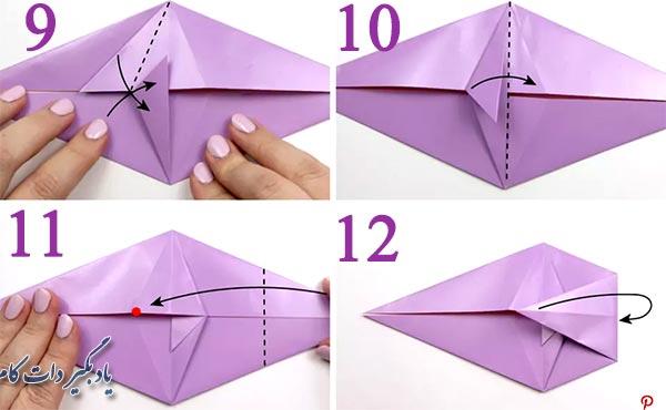 آموزش موش کاغذی