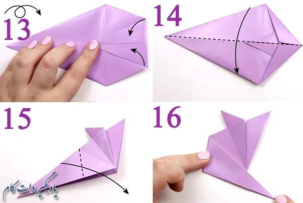 آموزش کاغذتای موش