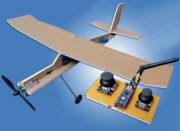 هواپیمای منترل از راه دور در خانه بسازید