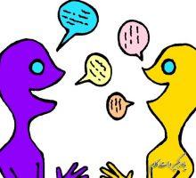 ضرب المثل هایی در مورد حرف و سخن